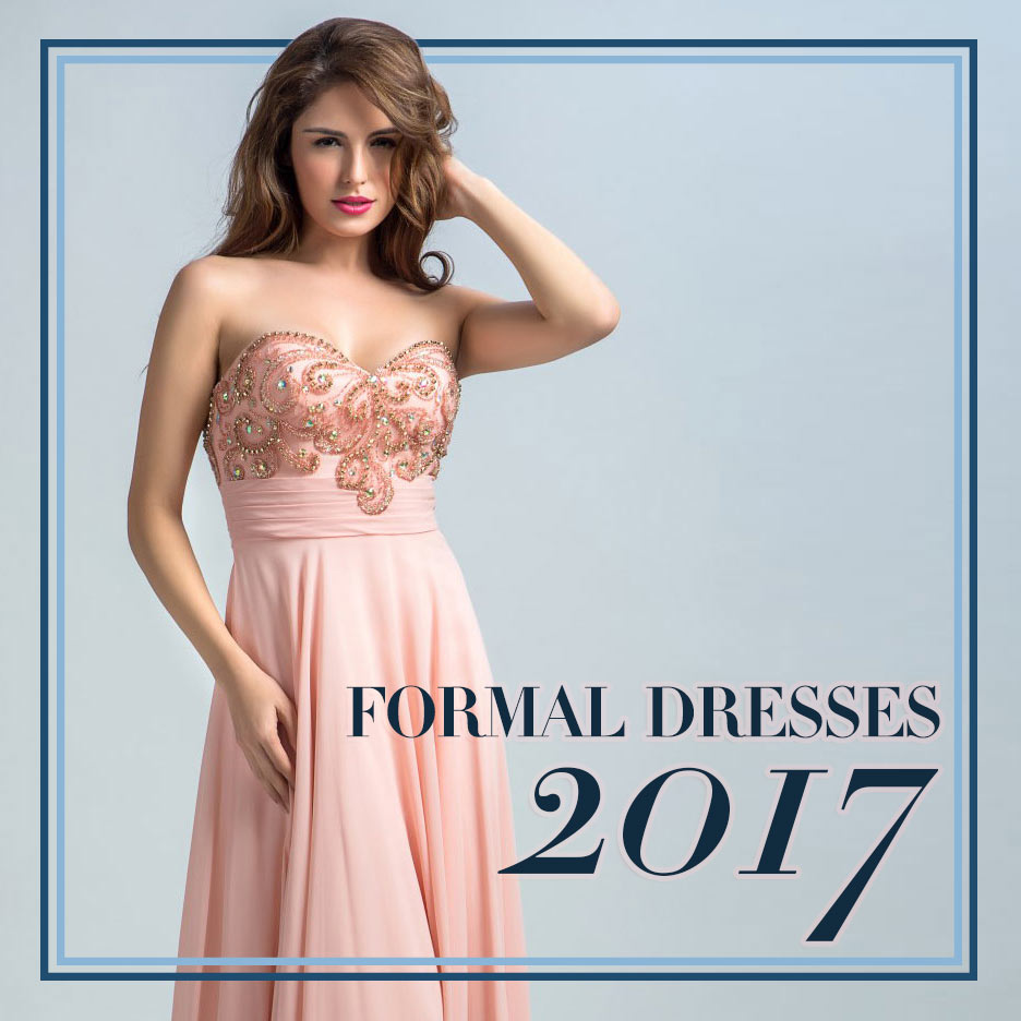 New arrival Formal Dresses 2017 AU